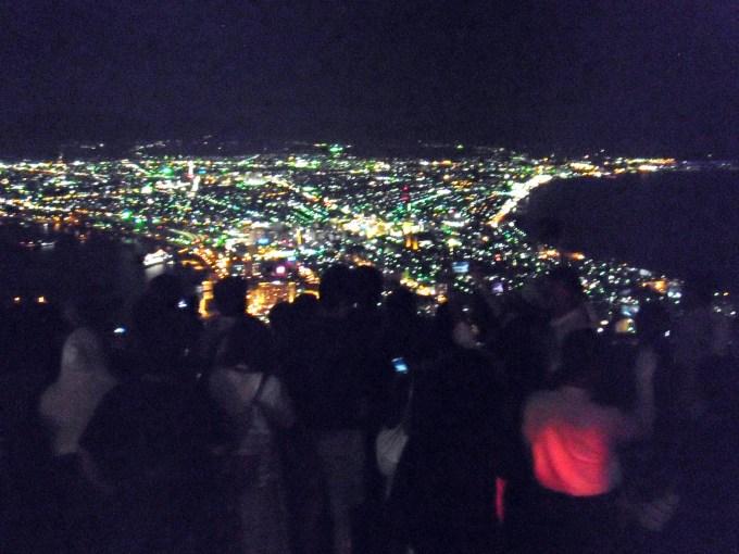 函館山山頂
