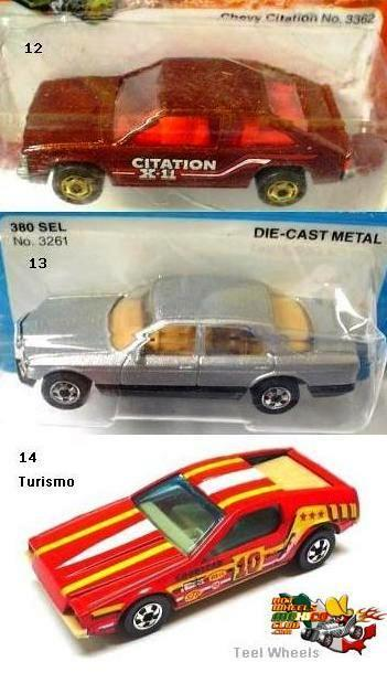Hot Wheels McDonalds 1983
