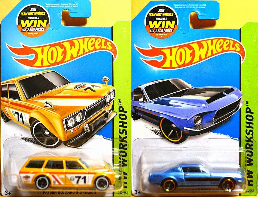 Hot Wheels G 2015