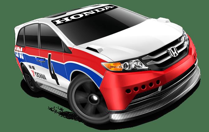 Un premier visuel pour le Honda Odyssey de la collection Mainline