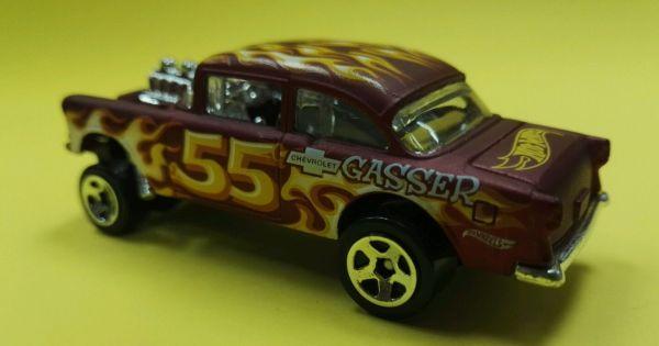 Les premières images du nouveau modèle de la Chevy Bel Air Gasser