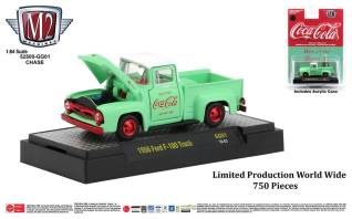 M2-Machines-Coca-Cola-Series-1956-Ford-F-100-Truck-Chase-Truck