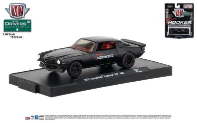 M2-Machines-Drivers-Release-57-Hooker-1971-Chevrolet-Camaro-SS-396