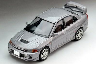 Tomytec-Tomica-Limited-Vintage-LV-N186a-Mitsubishi-Lancer-GSR-Evolution-IV-Argent-003