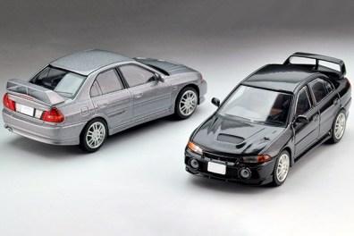 Tomytec-Tomica-Limited-Vintage-LV-N186a-Mitsubishi-Lancer-GSR-Evolution-IV-Argent-005