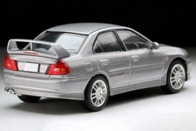 Tomytec-Tomica-Limited-Vintage-LV-N186a-Mitsubishi-Lancer-GSR-Evolution-IV-Argent-006