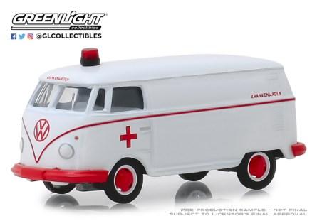 GreenLight-Collectibles-Club-V-Dub-9-1964-Volkswagen-Panel-Van