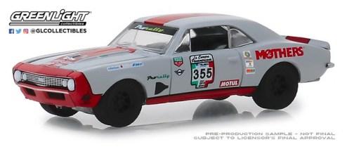 GreenLight-Collectibles-La-Carrera-Panamericana-Series-1-1969-Ford-Mustang-Mach-1