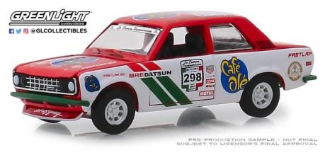 GreenLight-Collectibles-La-Carrera-Panamericana-Series-1-1972-Datsun-510
