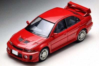 Tomica-Limited-Vintage-Neo-Mitsubishi-Lancer-GSR-Evolution-V-Red-1