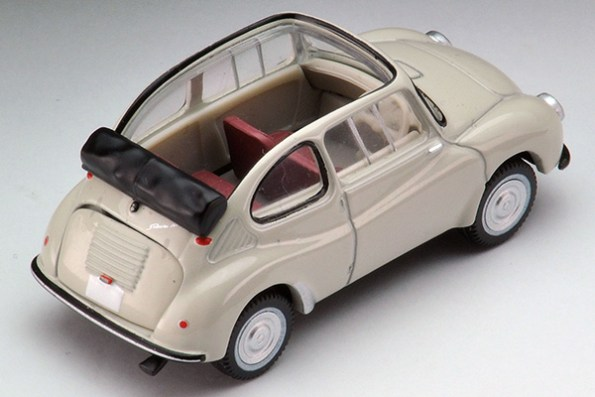 Tomica-Limited-Vintage-Neo-Subaru-360-Convertible-1961-Toit-ouvert-2