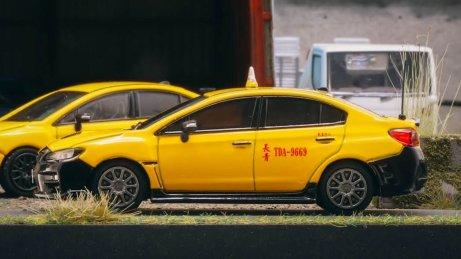 Tarmac-Works-Subaru-WRX-STI-Taiwan-Taxi