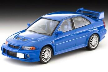Tomica-Limited-Vintage-Neo-Lancer-GSR-Evolution-VI-Blue-1