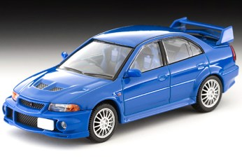 Tomica-Limited-Vintage-Neo-Lancer-GSR-Evolution-VI-Blue-1