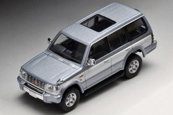 Tomica-Limited-Vintage-Neo-Pajero-Super-Exceed-Z-Silver-White-1