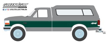 GreenLight-Collectibles-Blue-Collar-Series-6-1996-Ford-F-150-XLT-with-Camper-Shell
