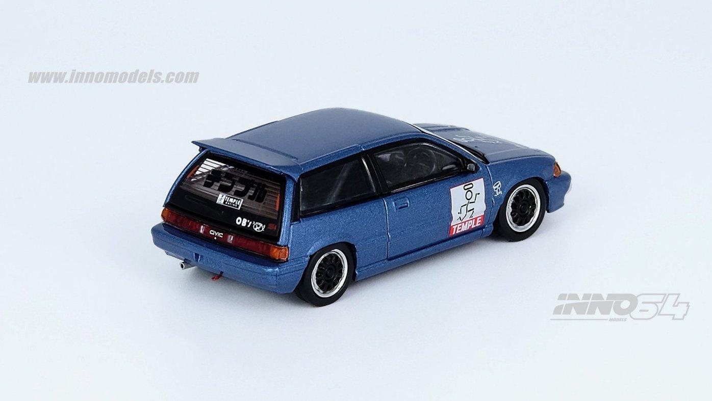 Inno-Models-JDM-Collection-Honda-Civic-E-AT-Temple-Racing-2