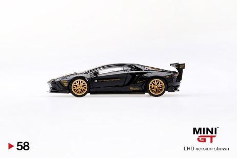 Mini-GT-Lamborghini-Black-Aventador-Liberty-Walk-003