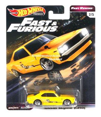 Hot-Wheels-Fast-and-Furious-Fast-Rewind-Nissan-Skyline-C210