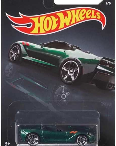 Hot-Wheels-Supercar-series-14-Corvette-Stingray-Convertible