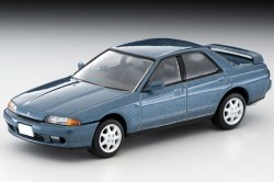 Tomica-Limited-Vintage-Neo-Nissan-Skyline-GTS25-TypeX-G-Green-001