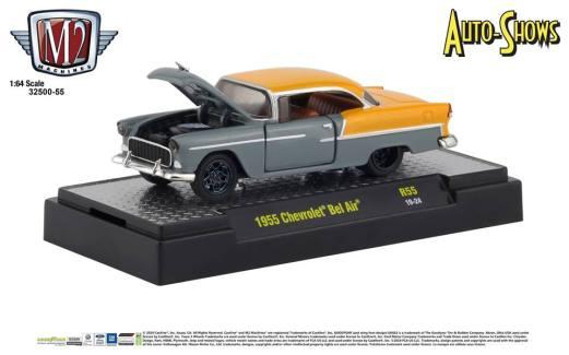 M2-Machines-Auto-Shows-Release-55-1955-Chevrolet-Bel-Air