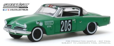 GreenLight-Collectibles-La-Carrera-Panamericana-2-205-1953-Studebaker-Commander