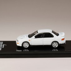 Hobby-Japan-Minicar-Project-Subaru-Impreza-GC8C-Series-Subaru-Impreza-GC8-Fether-White-003