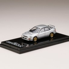 Hobby-Japan-Minicar-Project-Subaru-Impreza-GC8C-Series-Subaru-Impreza-WRX-GC8-STi-Version-II-Light-Silver-Metallic-001