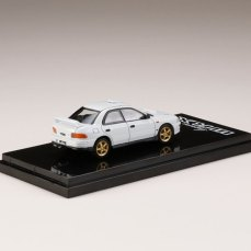 Hobby-Japan-Minicar-Project-Subaru-Impreza-GC8C-Series-Subaru-Impreza-WRX-GC8-Type-RA-STi-Version-II-Fether-White-002