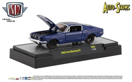 M2-Machines-Auto-Shows-1968-Ford-Mustang-GT