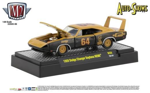 M2-Machines-Auto-Shows-1969-Dodge-Charger-Daytona-HEMI