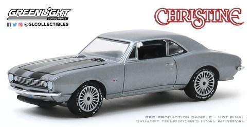 GreenLight-Collectibles-Hollywood-27-1967-Chevrolet-Camaro-Christine-movie
