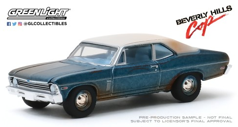 GreenLight-Collectibles-Hollywood-27-1970-Chevrolet-Nova-Beverly-Hills-Cop