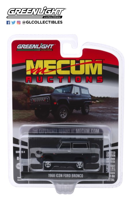 GreenLight-Collectibles-Mecum-Auctions-Series-4-1968-Ford-Icon-Bronco