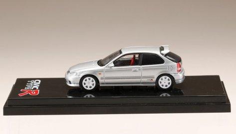 Hobby-Japan-Honda-Civic-Type-R-EK9-Borg-Silver-Metallic-003
