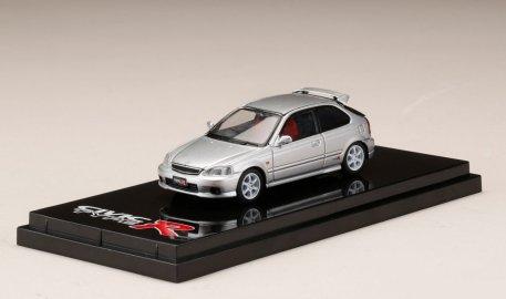 Hobby-Japan-Honda-Civic-Type-R-EK9-Custom-Version-Borg-Silver-Metallic-001