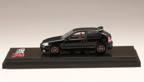 Hobby-Japan-Honda-Civic-Type-R-EK9-Custom-Version-Carbon-Bonnet-Starlight-Black-Pearl-003