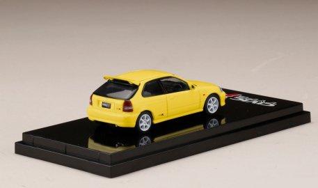 Hobby-Japan-Honda-Civic-Type-R-EK9-Custom-Version-Sunlight-Yellow-002