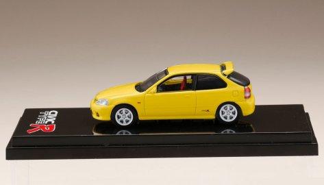 Hobby-Japan-Honda-Civic-Type-R-EK9-Custom-Version-Sunlight-Yellow-003