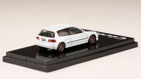 Honda-Civic-EG6-Custom-Version-Carbon-Bonnet-White-002