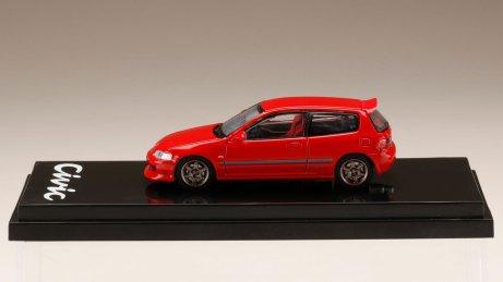 Honda-Civic-EG6-Custom-Version-Red-004