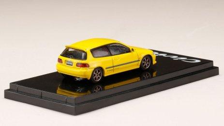 Honda-Civic-EG6-Custom-Version-Yellow-002