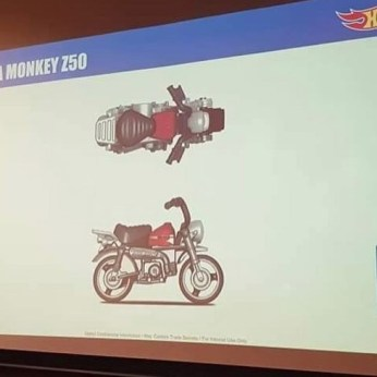 Hot-Wheels-Mainline-2020-Honda-Monkey-Z50
