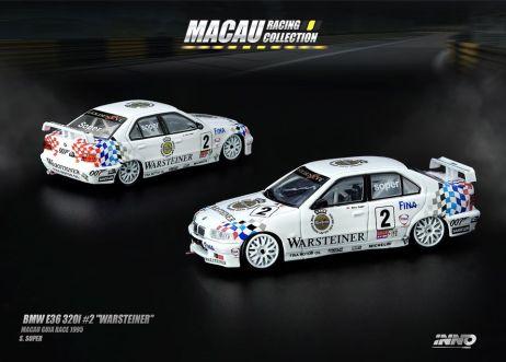 Inno-64-Macau-Grand-Prix-2019-Special-BMW-E36-3201-2-Warsteiner-Macau-Guia-Race-1995-S-Soper