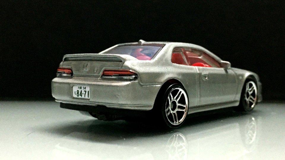 Hot Wheels : De Nouvelles Images De La Honda Prelude De 98