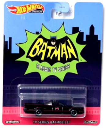 Hot-Wheels-2020-Replica-Entertainment-TV-Series-Batmobile