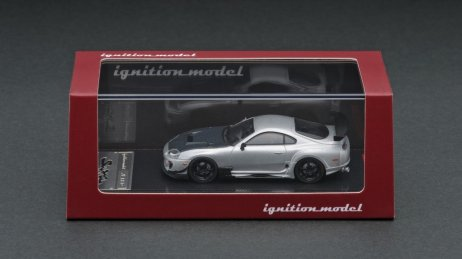 -----Ignition-Model-Toyota-Supra-RZ-JZA80-Silver-003