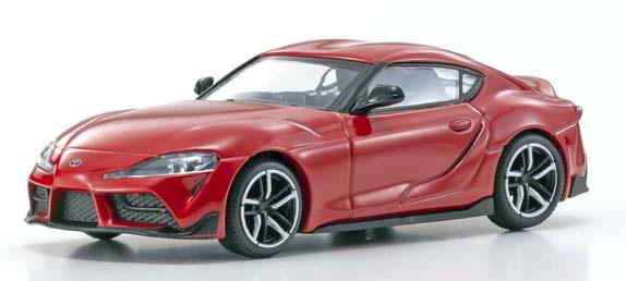 Kyosho-2020-Toyota-GR-Supra-rouge-1