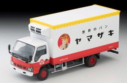 Tomica-Limited-Vintage-Neo-Isuzu-Elf-Panel-Van-Yamazaki-Baking-002